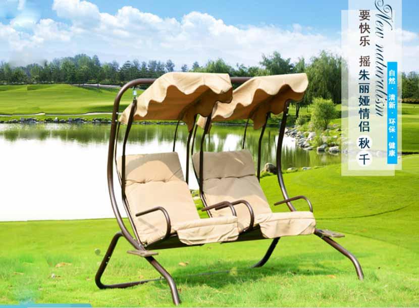 秋千躺椅,收米直播nba足球篮球互动平台桌椅,庭院家具,遮阳伞