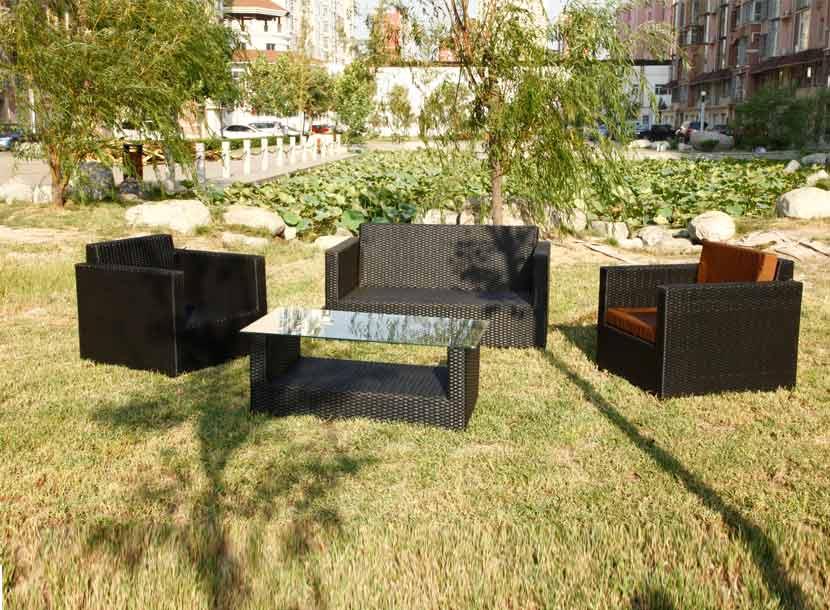 曙光收米直播nba足球篮球互动平台编藤沙发,北京收米直播nba足球篮球互动平台桌椅,庭院家具