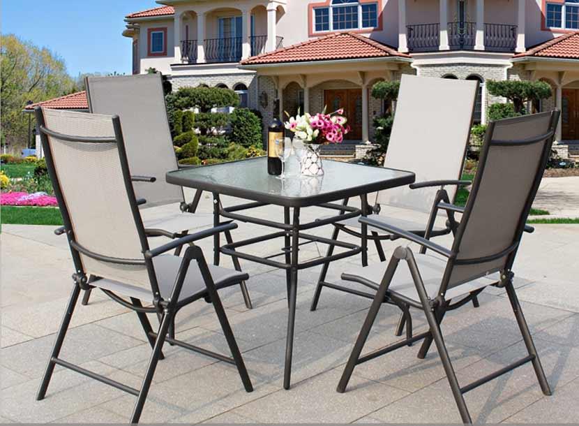 铸铝桌椅的价格及用途