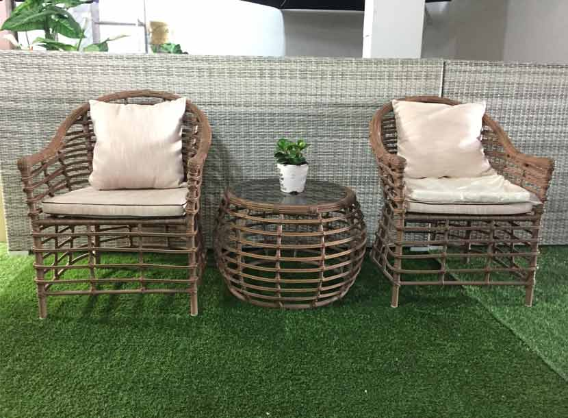 阳台家具,收米直播nba足球篮球互动平台庭院桌椅,遮阳伞价格
