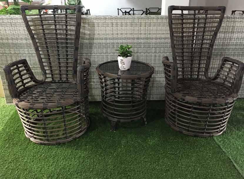 阳台家具,藤艺家具,铸铝桌椅,遮阳伞