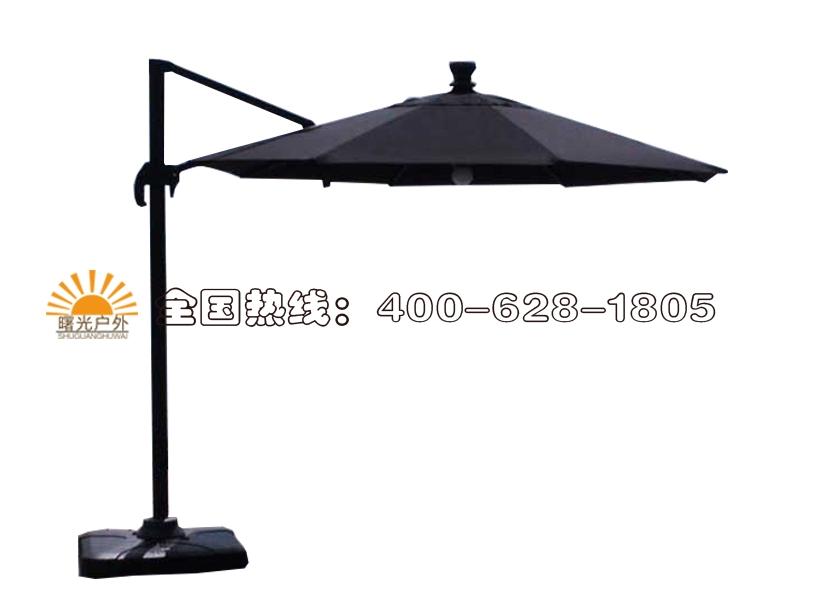 单边伞,侧立伞,香蕉伞