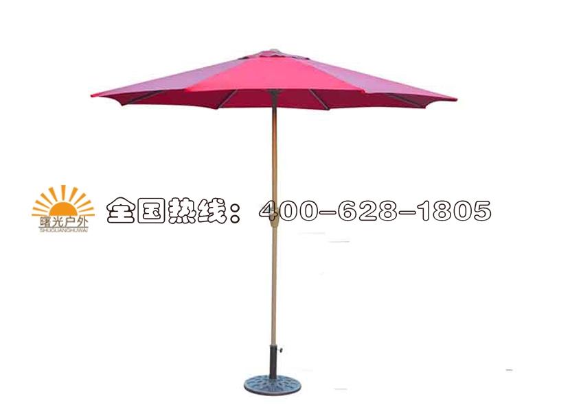 中柱伞,收米直播nba足球篮球互动平台伞,庭院伞