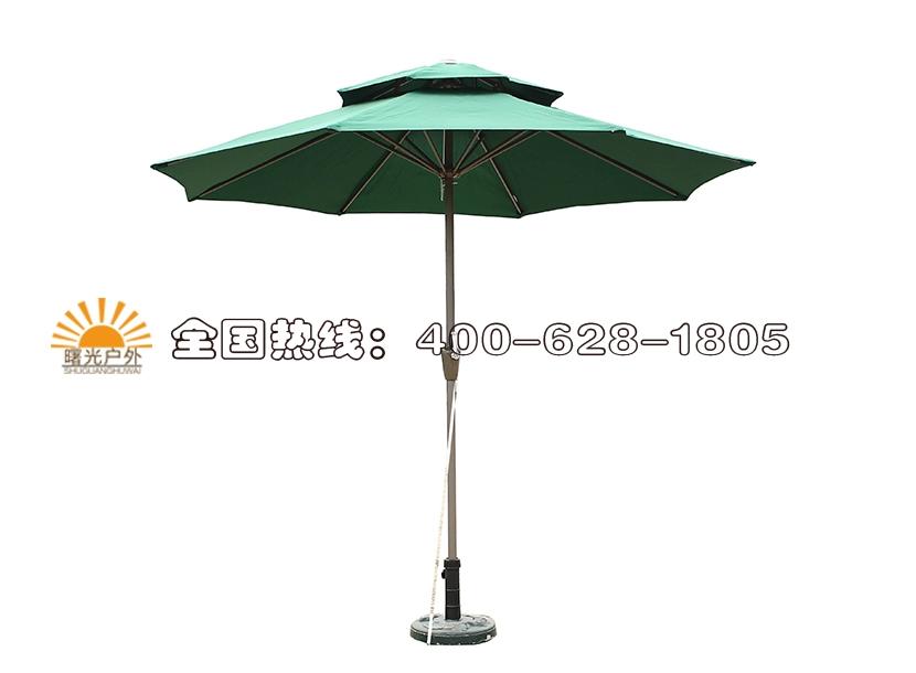 岗亭伞,收米直播nba足球篮球互动平台遮阳伞,侧立伞
