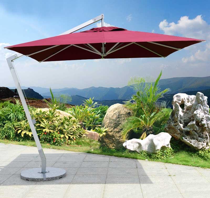 如何选择遮阳伞